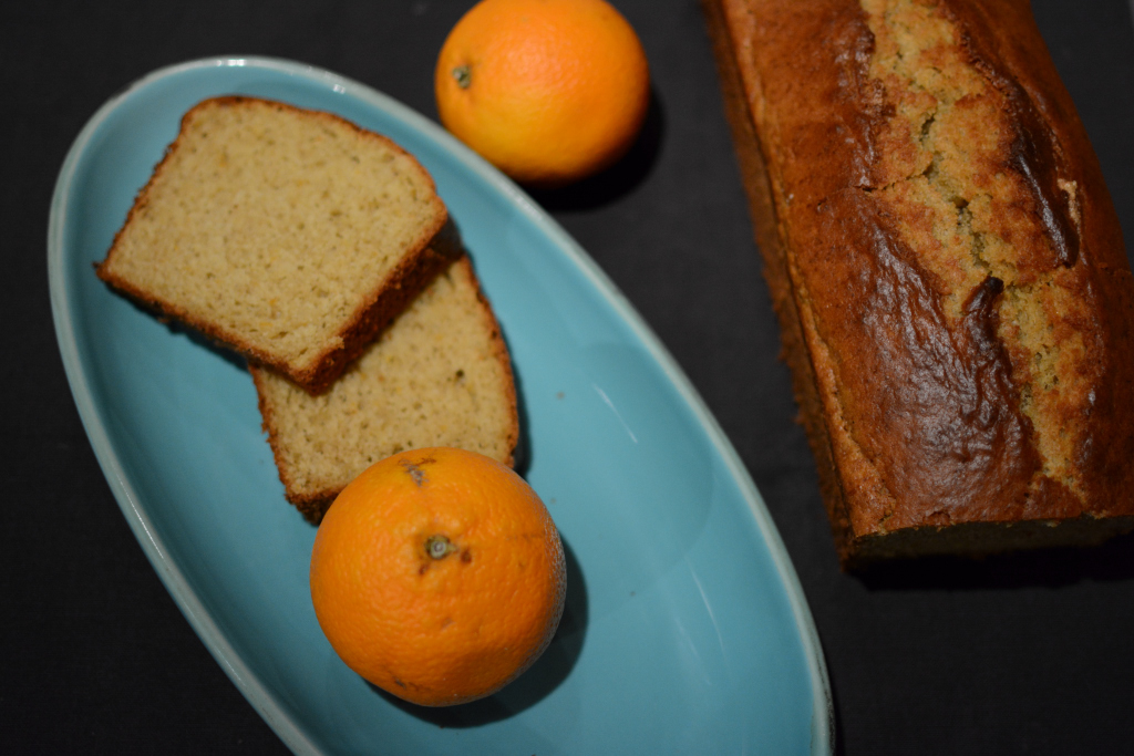 Orangen Buttermilch Kuchen