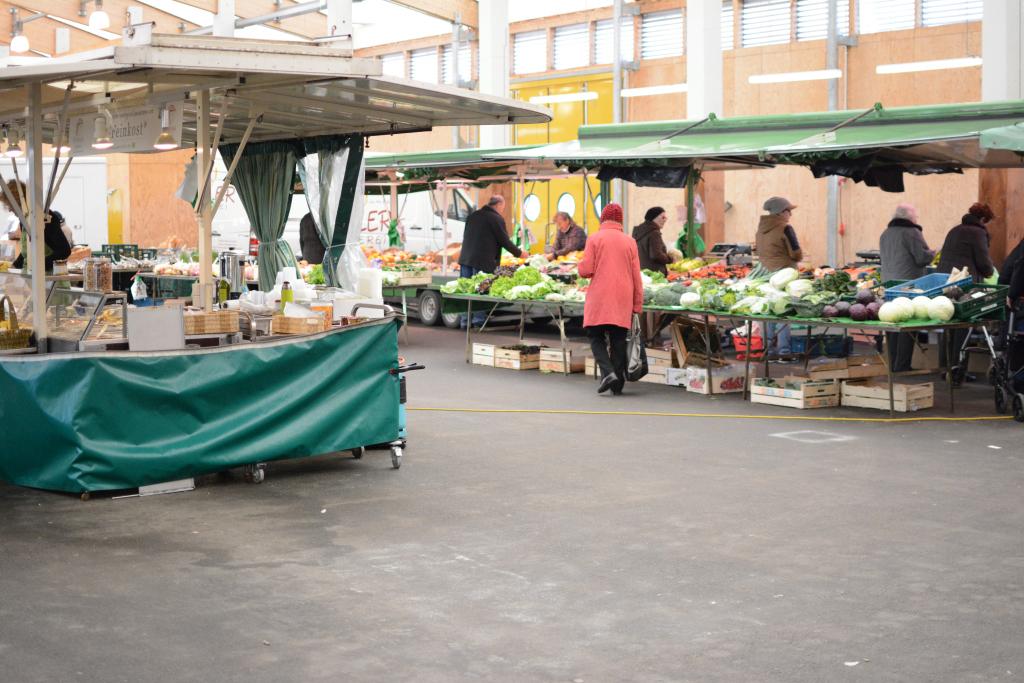 Burghausen Wochenmarkt