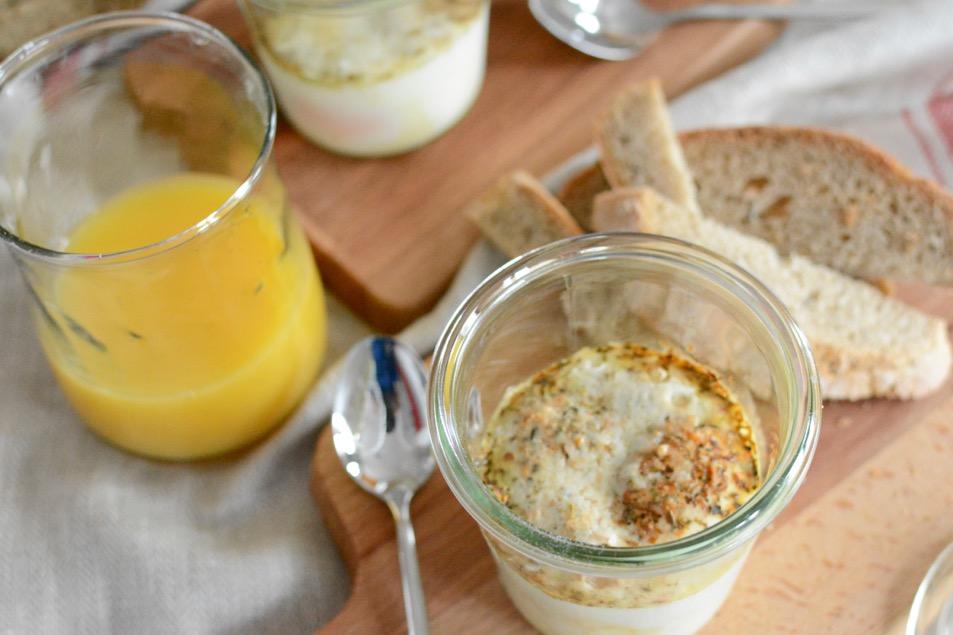 Warmes Frühstück