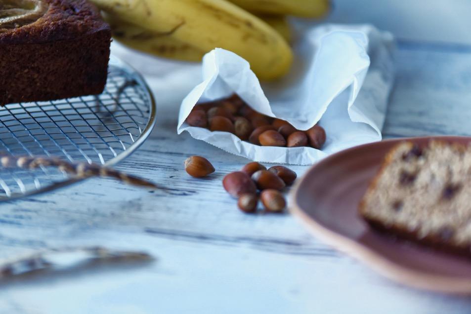 Kinderleichtes Bananenbrot