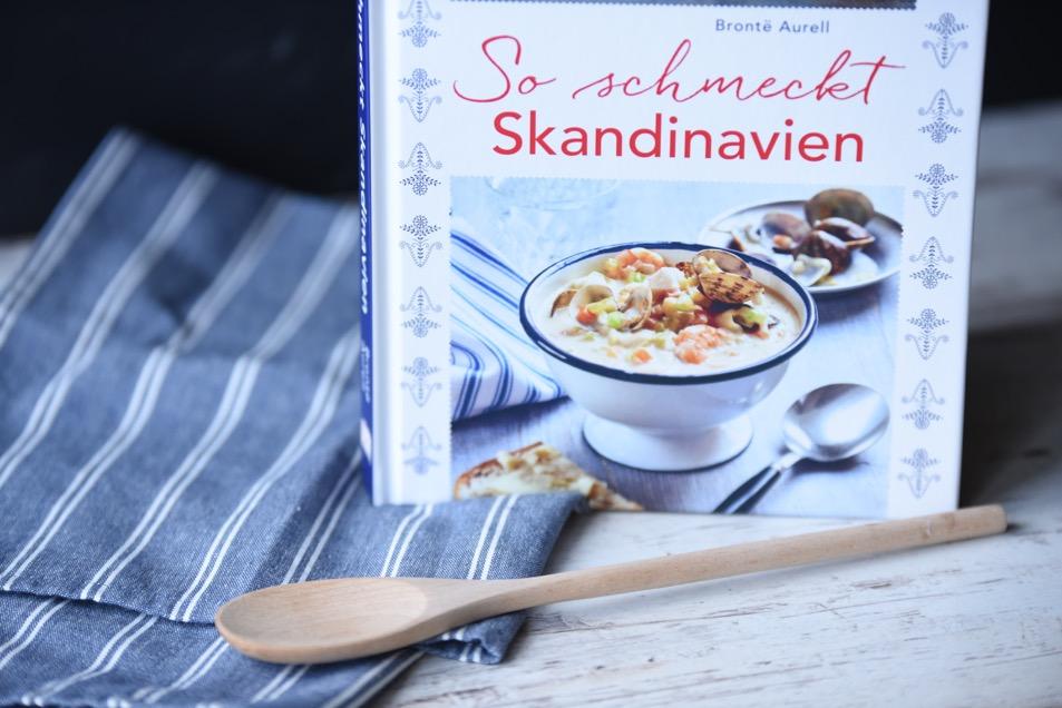 Buchrezension So schmeckt Skandinavien