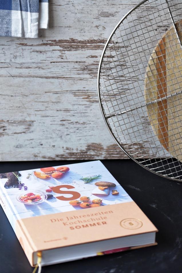 Sommer Jahreszeitenkochschule Brandstätter Verlag