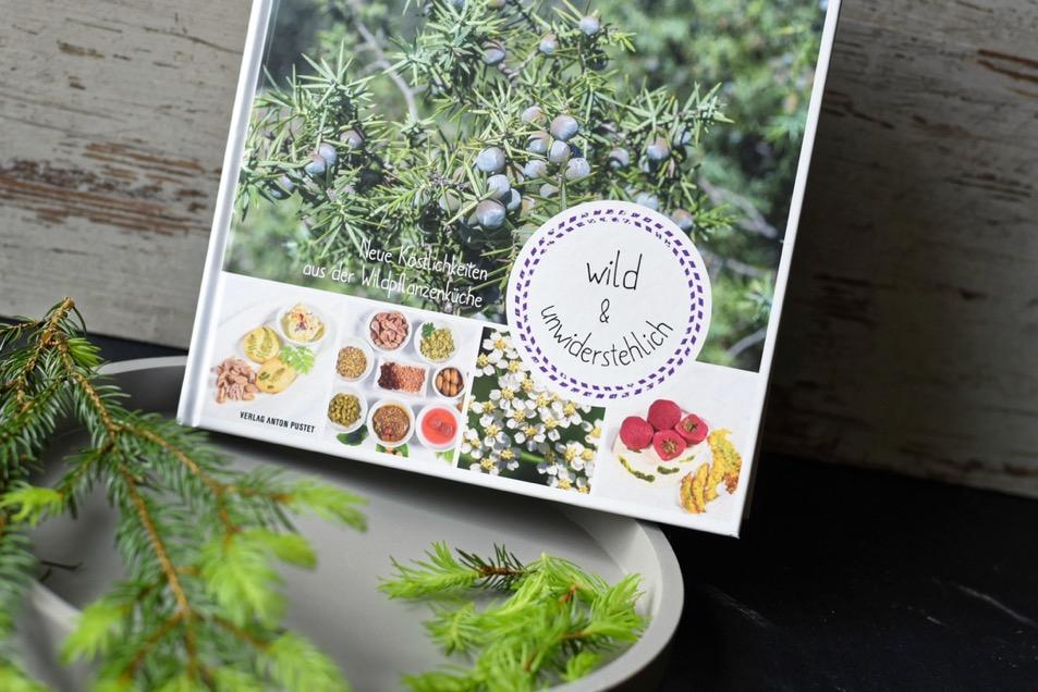 Anleitung zur Wildkräuterküche wild&unwiderstehlich