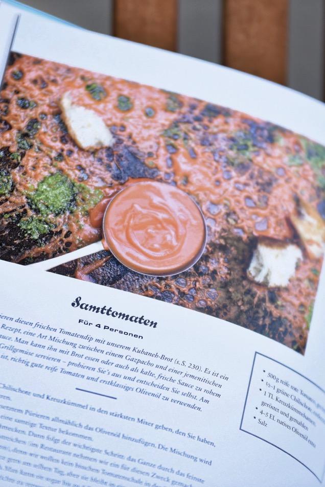 Eine kulinarische Reise nach Israel - Palomar