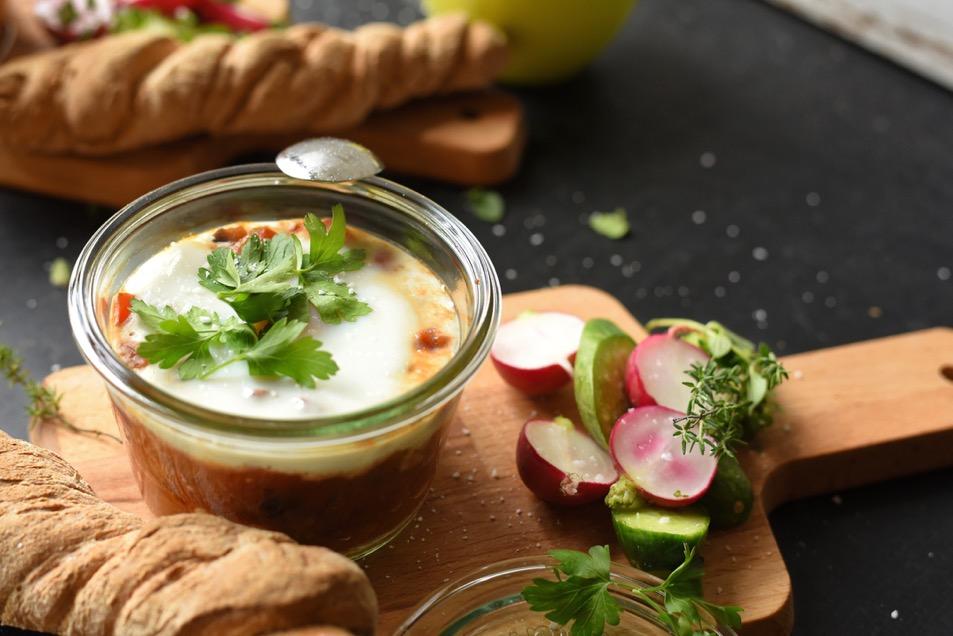 Shakshuka - orientalisches Frühstück