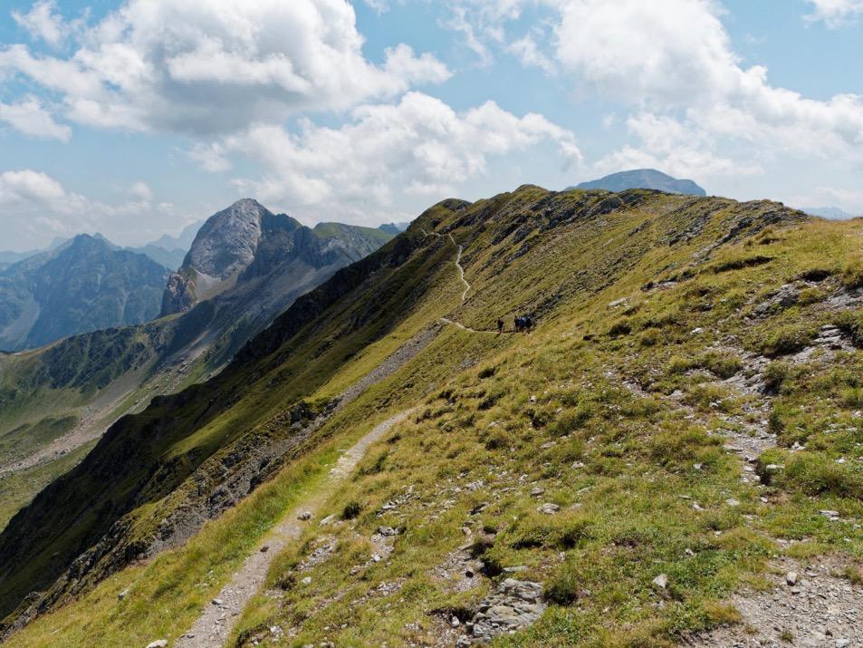 Von Helm bis zum Plöckenpass - unser Karnischer Höhenweg