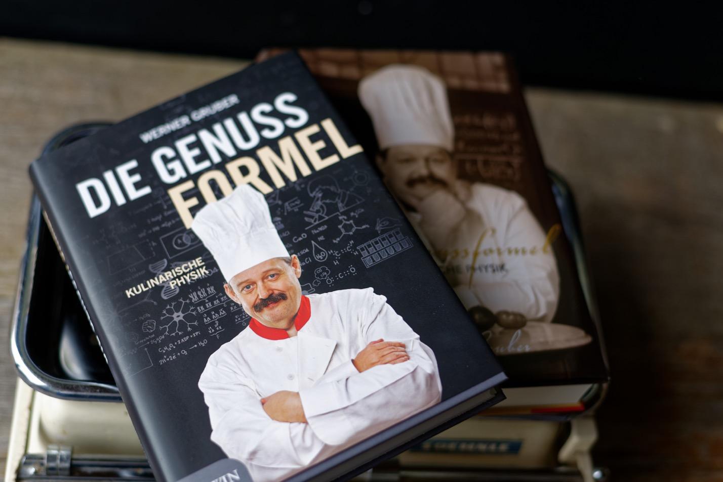Werner Gruber Kulinarische Physik