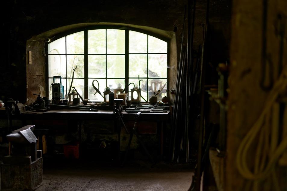 Tag der offenen Tür in der Hammerschmiede