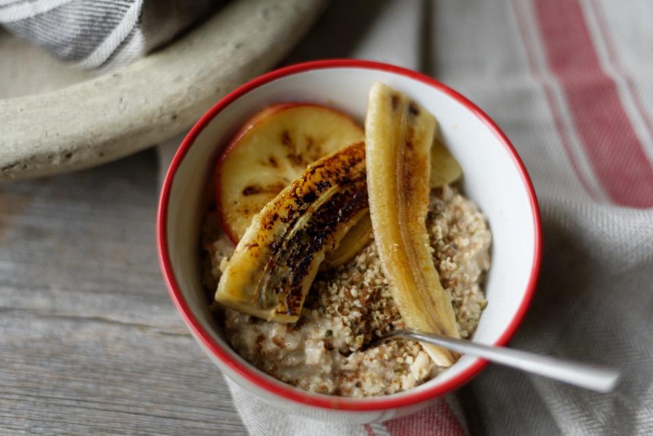 Porridge - ein warmer Start in den Tag