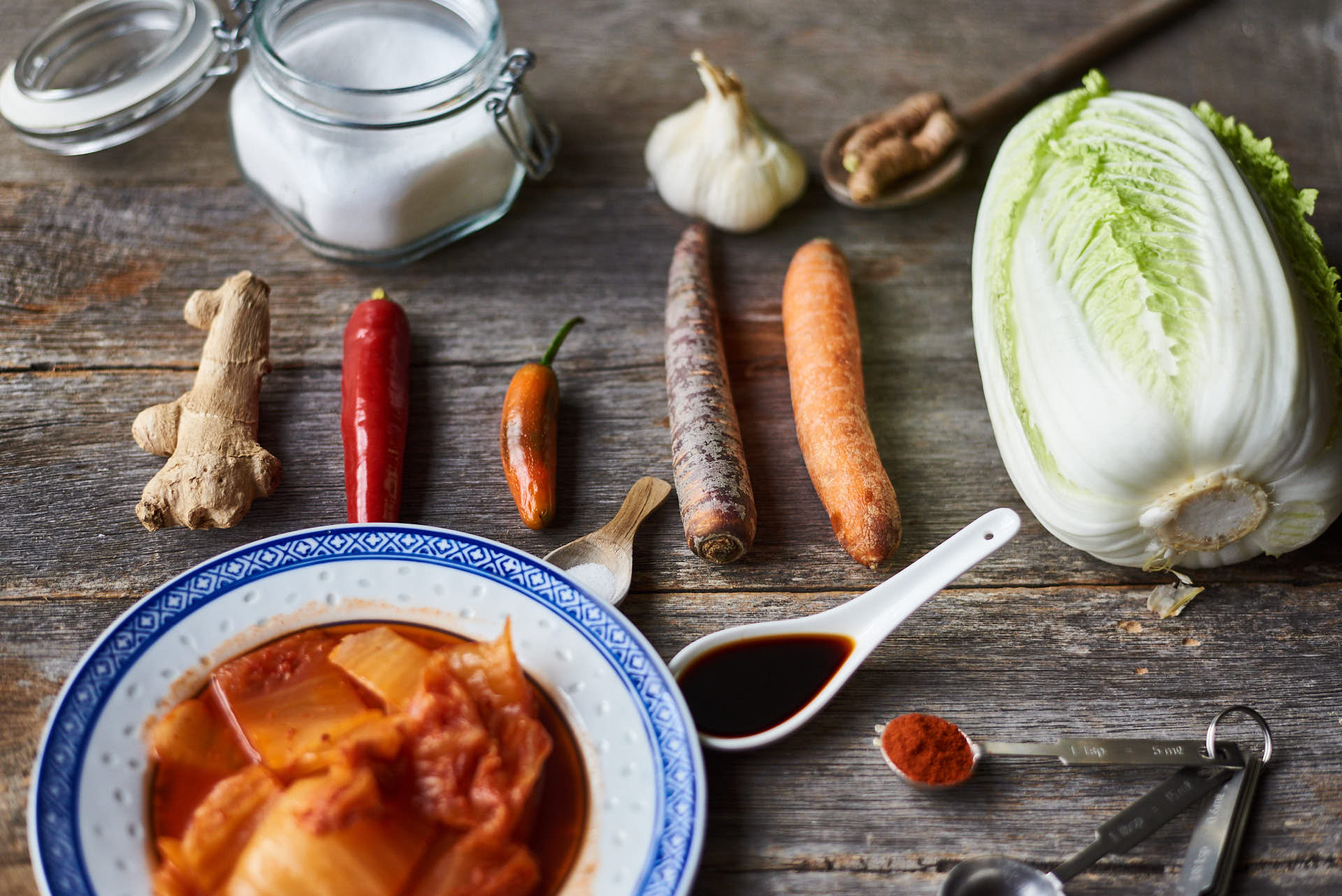 Korea's Sauerkraut: Kimchi