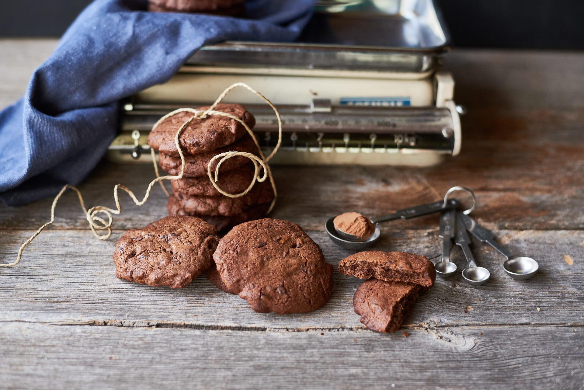 Weltbeste Schoko Cookies